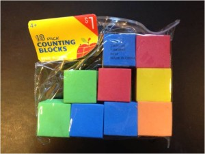 bag of blocks