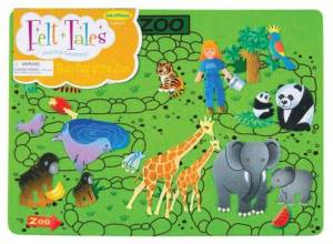 zoo felt